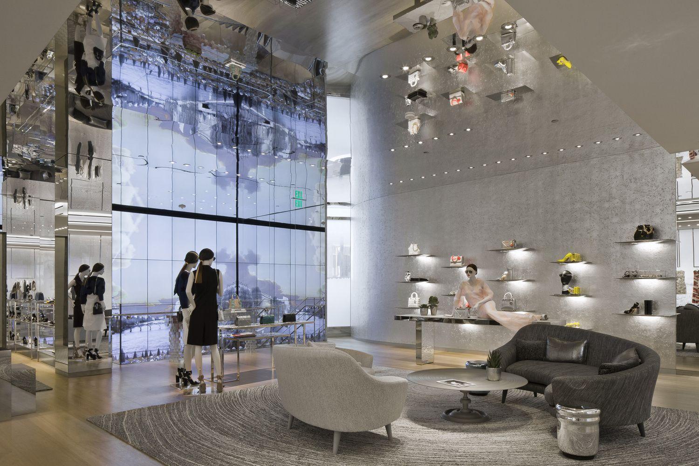 Fachada da Dior Miami,© Alessandra Chemollo