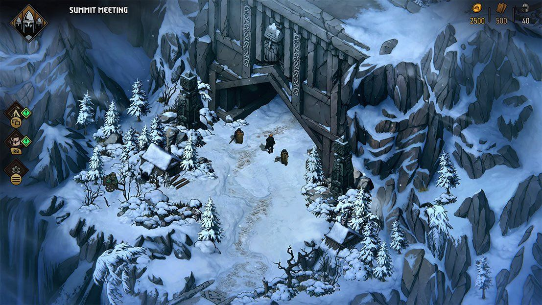 Thronebreaker The Witcher Tales Gameplay Walkthrough The