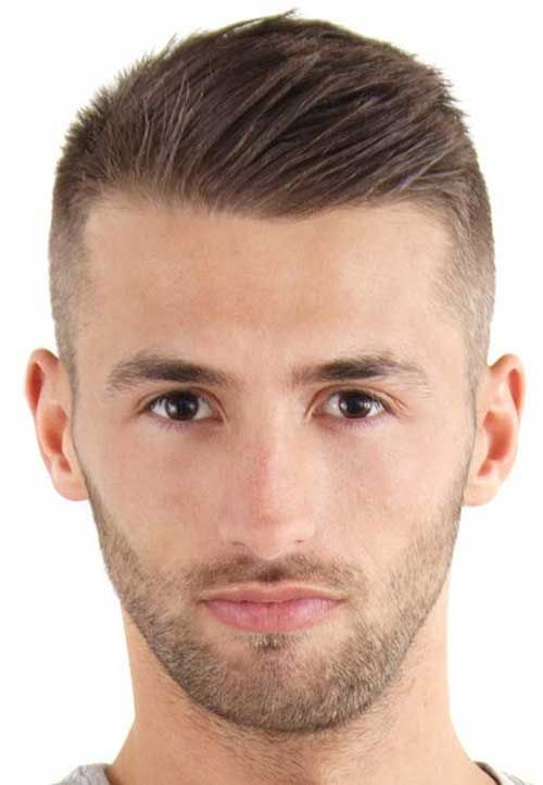 Men Hairstyles Short blow out with tapered sides 31 Inspirational Short Hairstyles For Men