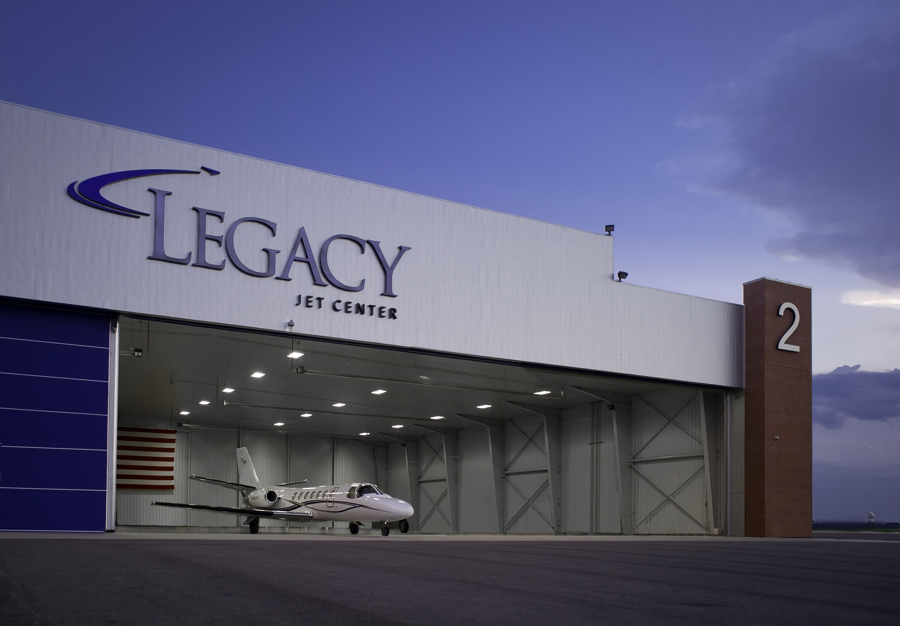 "Everyone go and ""like"" Legacy Jet Center on Facebook and follow on twitter @legacyjetcenter"