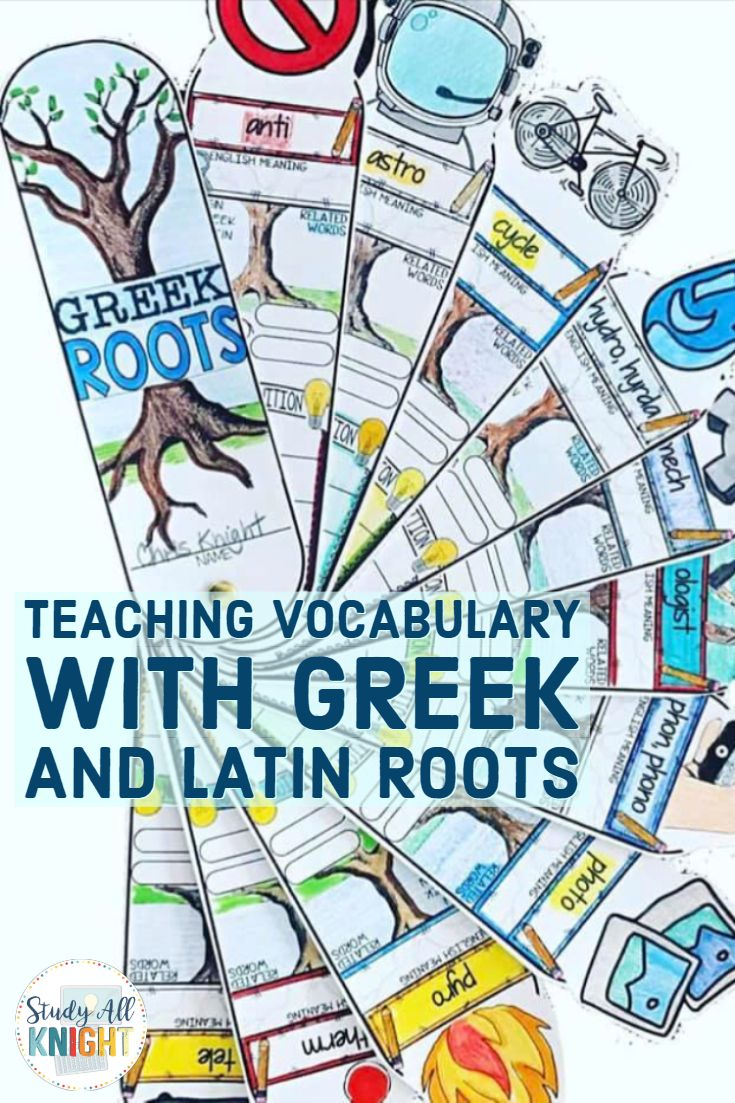 Httpwww Overlordsofchaos Comhtmlorigin Of The Word Jew Html: Greek And Latin Roots Vocabulary, Interactive Sketch Notes