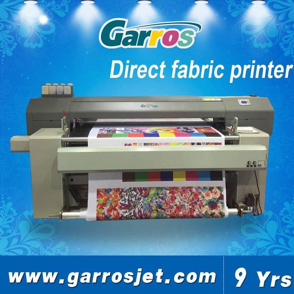Factory Price direct to fabric printing Digital Textile