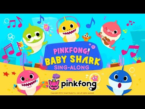 Baby Shark song different versions Sing and Dance