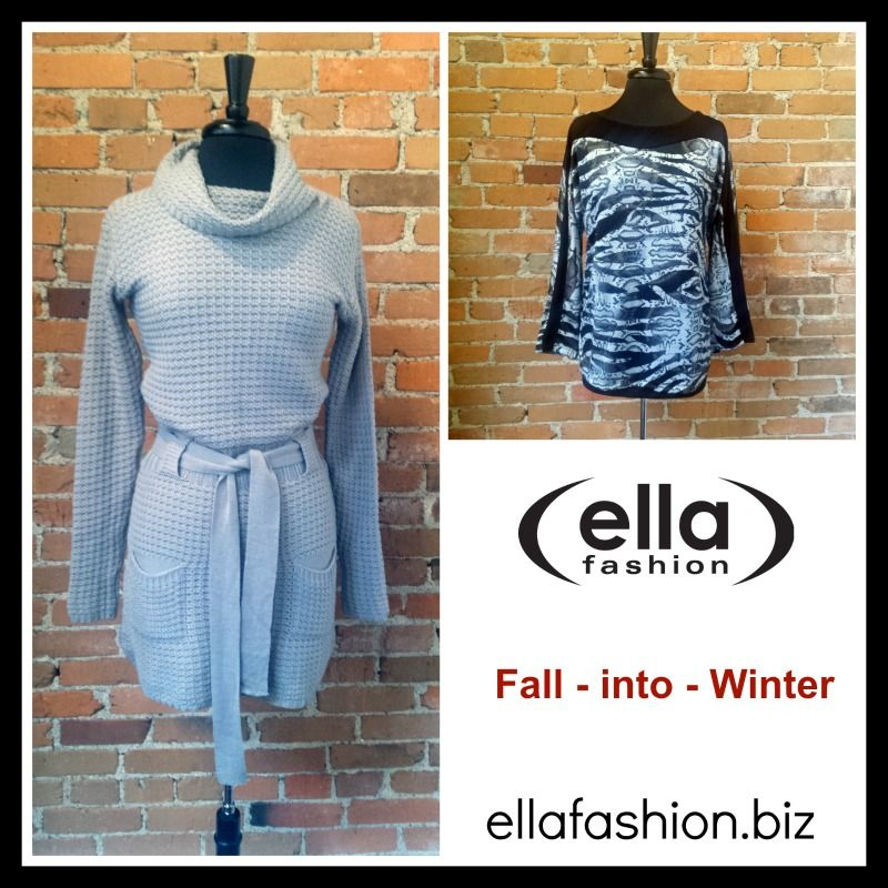 Ideas for fall or winter...
