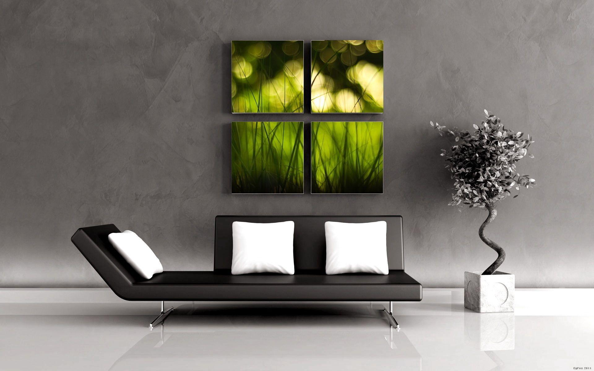 modern fashion home interior wallpaper wallpapers rocks design
