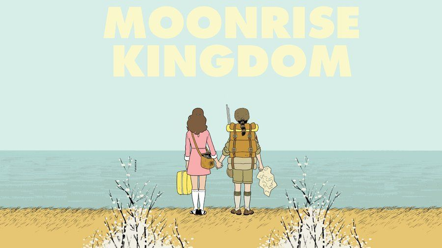 Moonrise Kingdom Desktop Wallpaper By Tamahone On Deviantart In 2020 Moonrise Kingdom Field Wallpaper Desktop Wallpaper