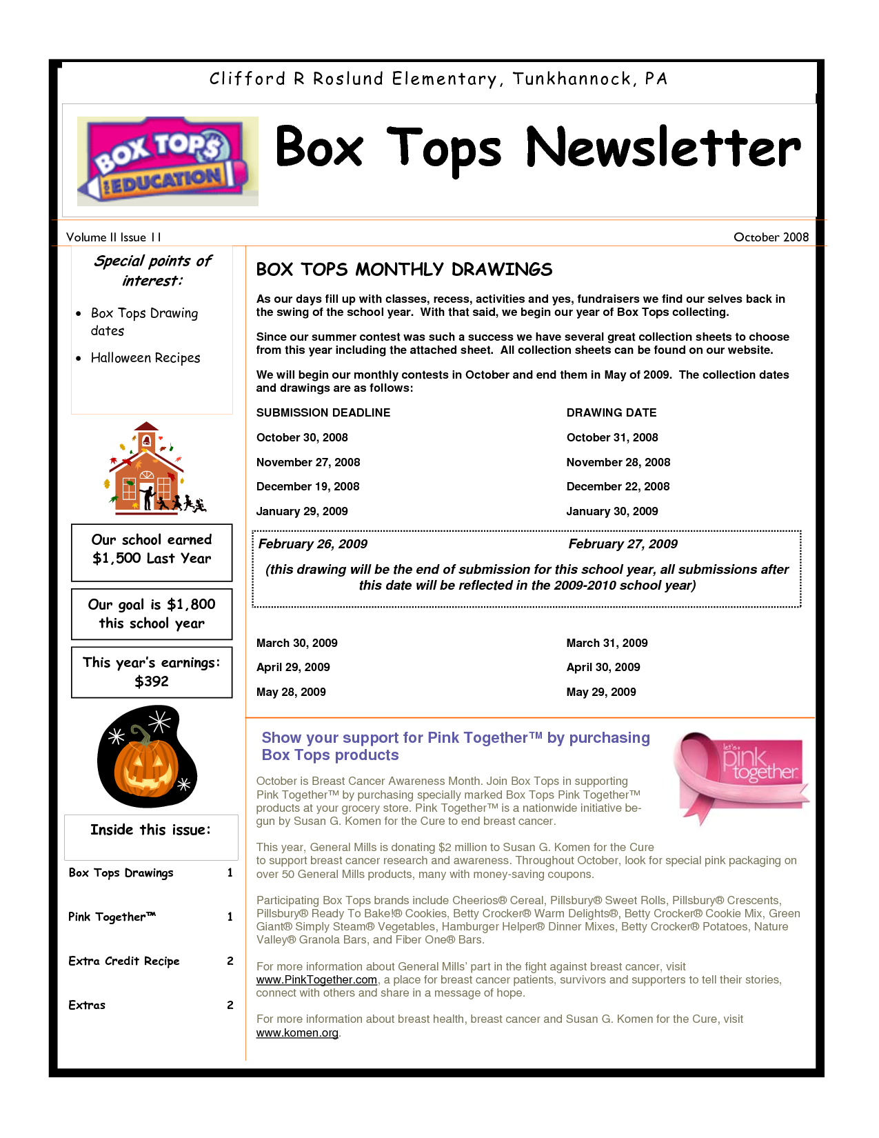 scope of work template | Box tops for education ideas | Pinterest ...