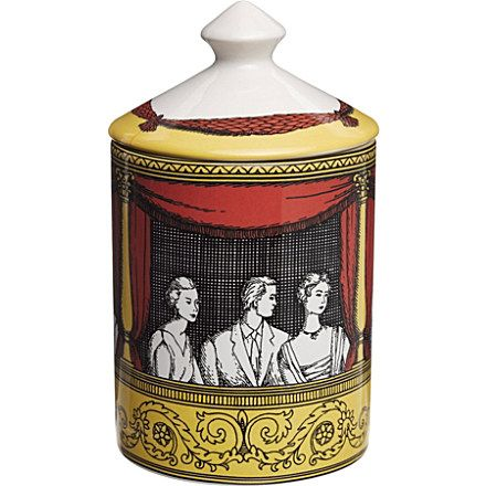 FORNASETTI Teatro scented candle £99