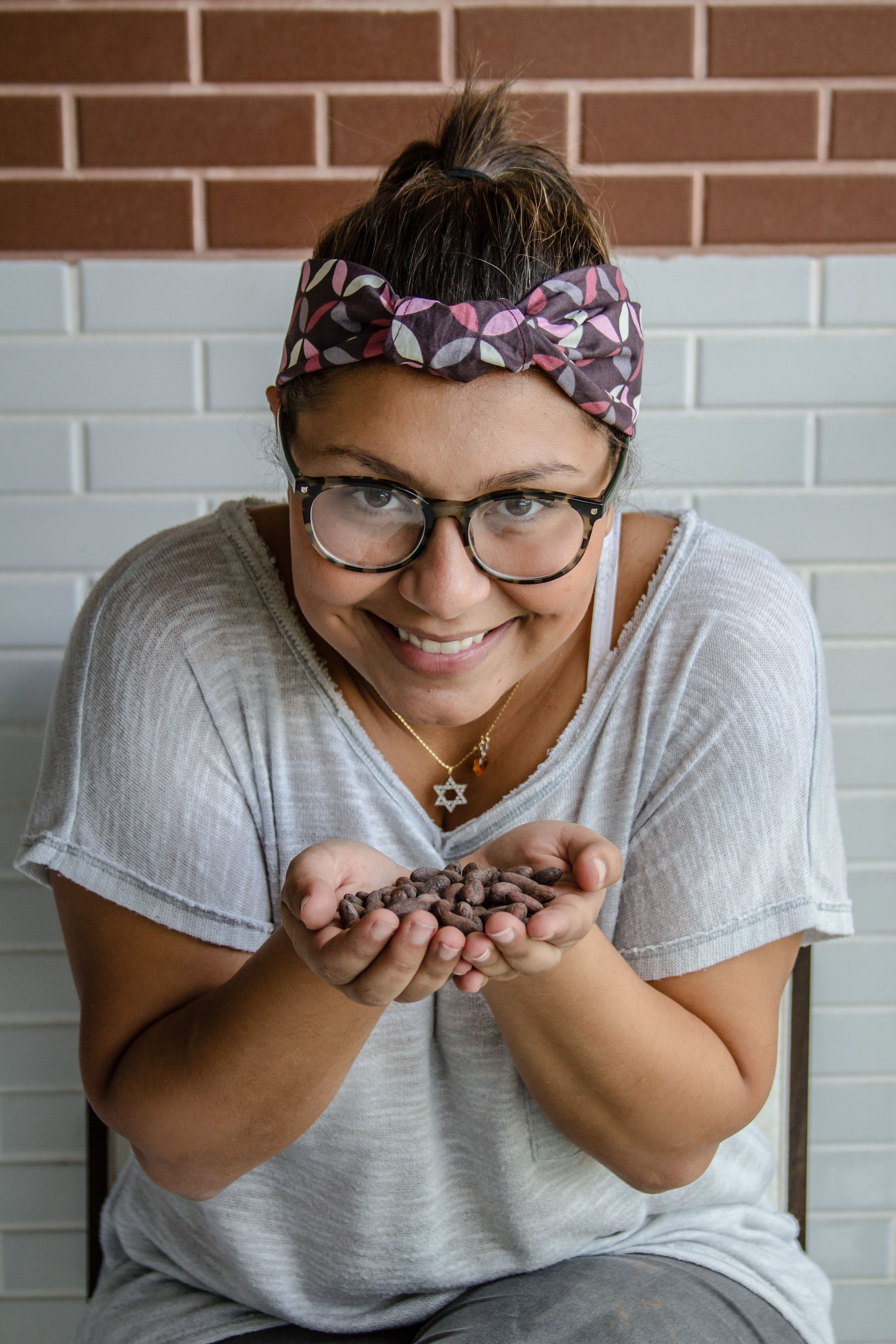 Essência   Luisa Abram e o chocolate selvagem da Amazônia