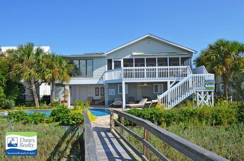 The Seagull Garden City Beach Rental Bedrooms 5 Baths 4 Full Accommodates 14 W Garden City Beach Myrtle Beach Vacation Rentals Myrtle Beach Vacation