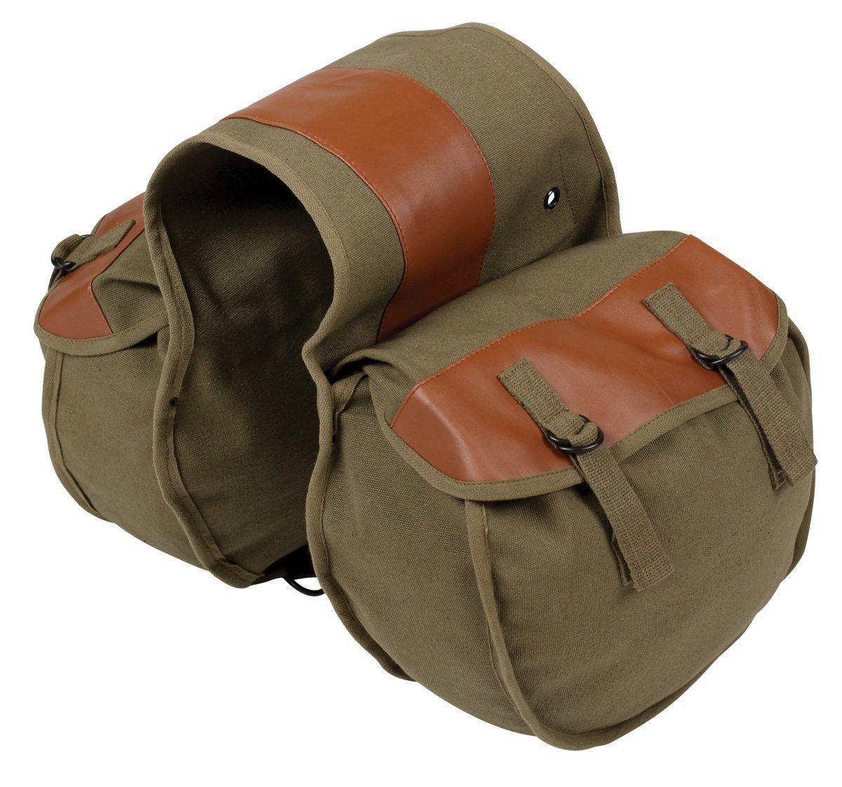 Amazon Com Stansport Saddle Bag Bycicle Saddle Bags Sports Outdoors Bike Saddle Bags Pannier Bag Saddle Bags