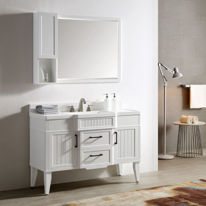 Dowell Single Bathroom Vanities White Bathroom Vanity Luxury Bathroom Vanities White Vanity Bathroom