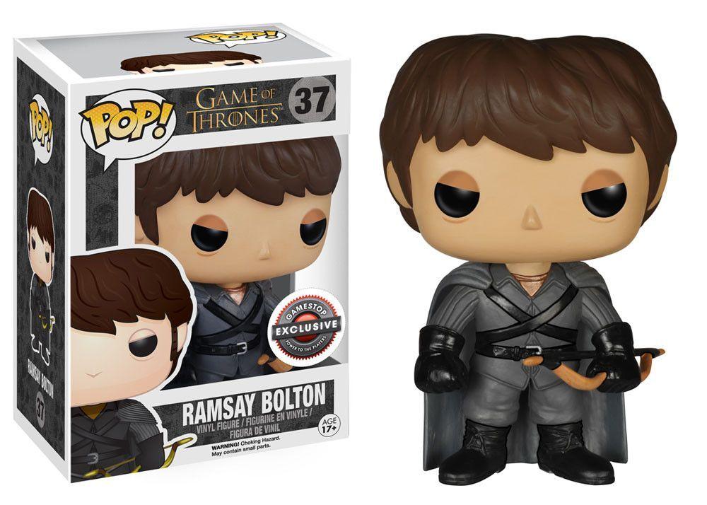 Game of Thrones Ramsay Bolton Funko Pop Figure