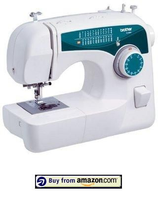 Brother XL40I Sew Advance Sew Affordable 40Stitch FreeArm Sewing Mesmerizing Xl2600i Brother Sewing Machine Review