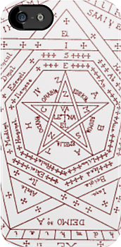 Devil's Trap Case by melimo22  I NEED THISSSSSSSSSSSSS