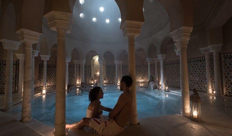 Hammam Al Andalus Mas Que Un Spa Piscinas Decoracion Salas De