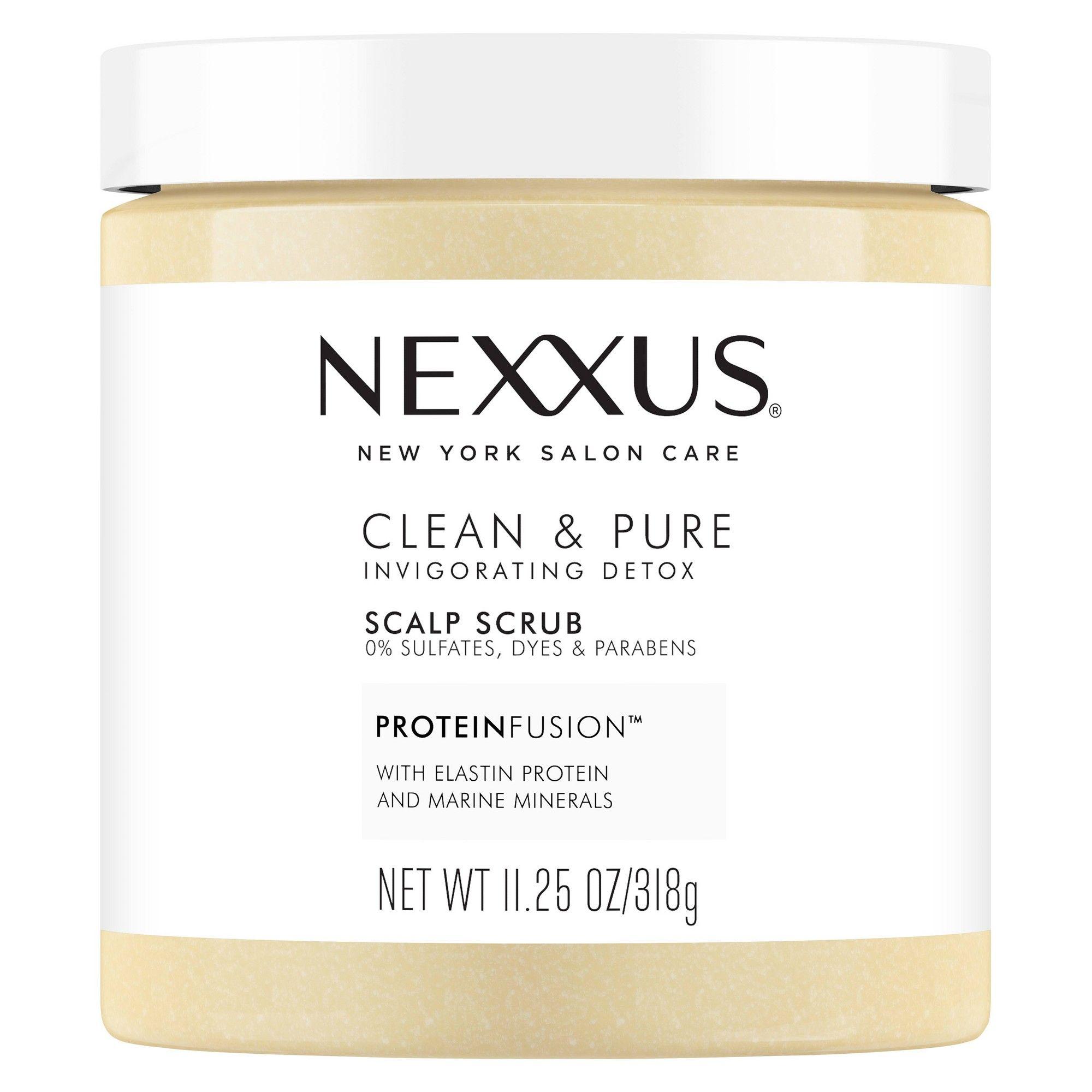 Nexxus Clean and Pure Scalp Scrub 11.25 fl oz Scalp