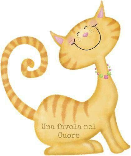 Pin De Deborah Em Gatti Ilustracoes De Gato Desenhos De Gatos