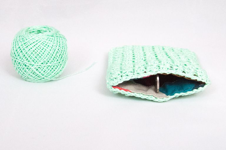 Credit Card And Coin Purse Crochet Pattern