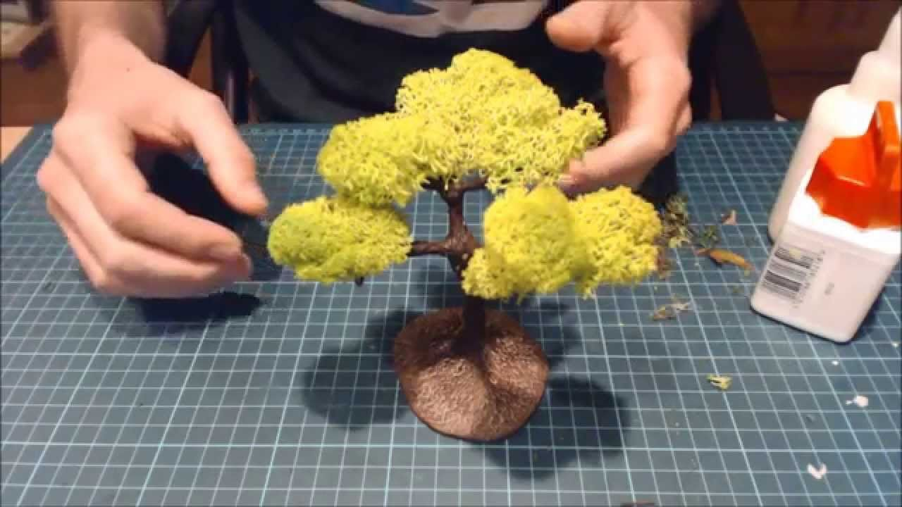 hight resolution of realistic scenic trees basic lichen foliage technique youtube