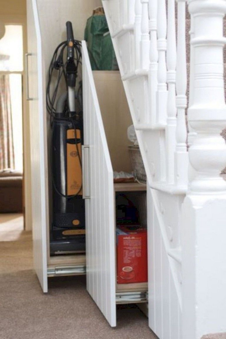 creative ideas for under the stairs storage you can copy home homedesign homedesignideas also rh pinterest