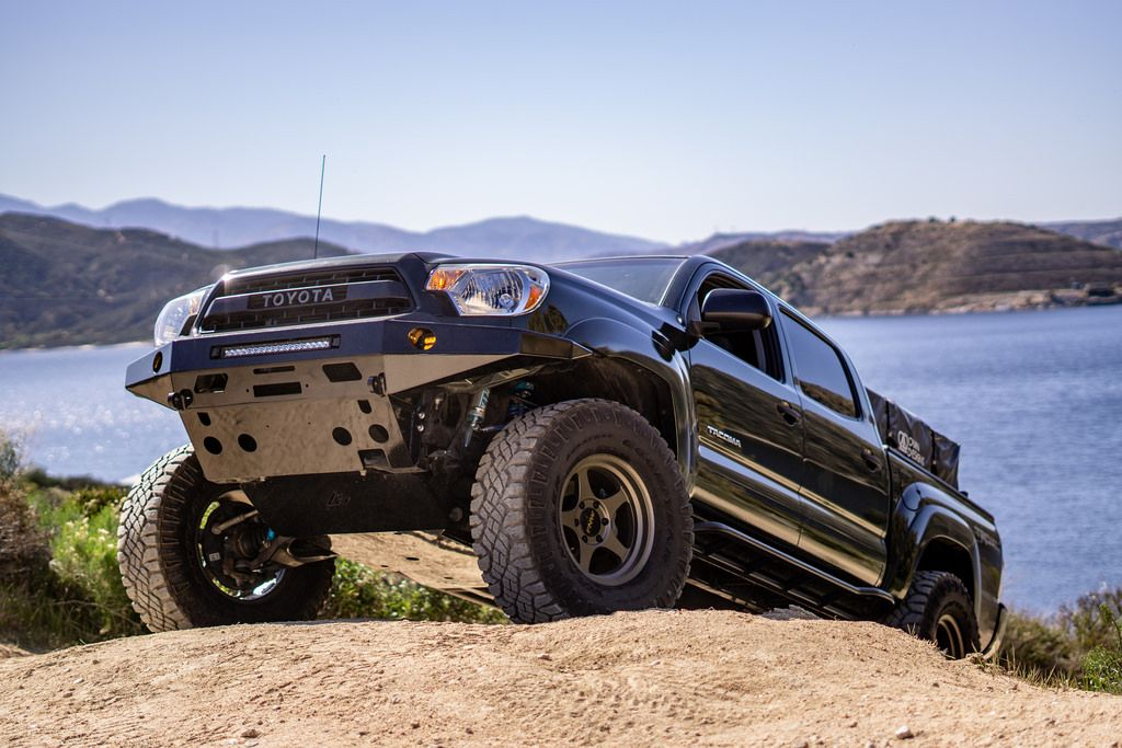 Ripcord's Spruce Mica Build Toyota 4x4