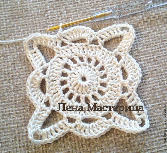 Muti-Purpose Crochet Granny Squares - Free Pattern and Guide | Cuadrados