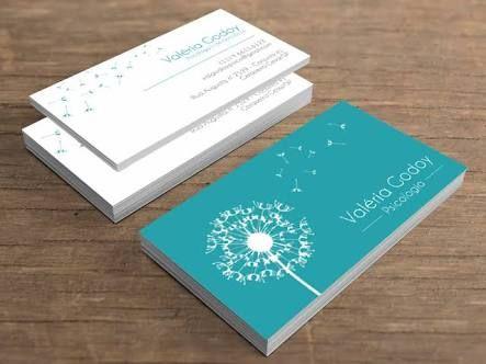 carto de visita carmim cartes de visita para psicologia