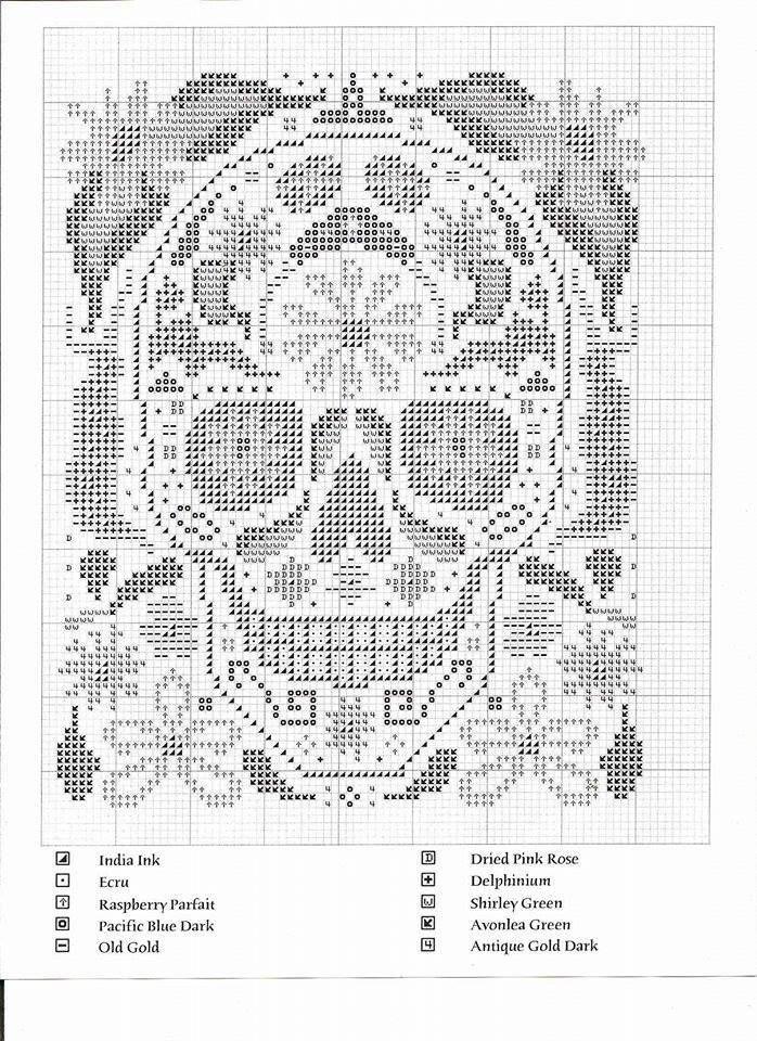 566960c564205543b5f37252c504d99b.jpg (698×960) …   Needlework ...