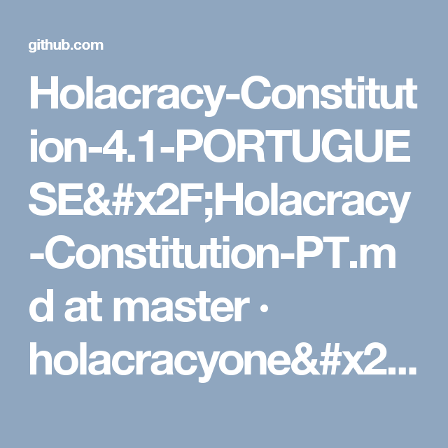 HOLACRACY CONSTITUTION EBOOK DOWNLOAD
