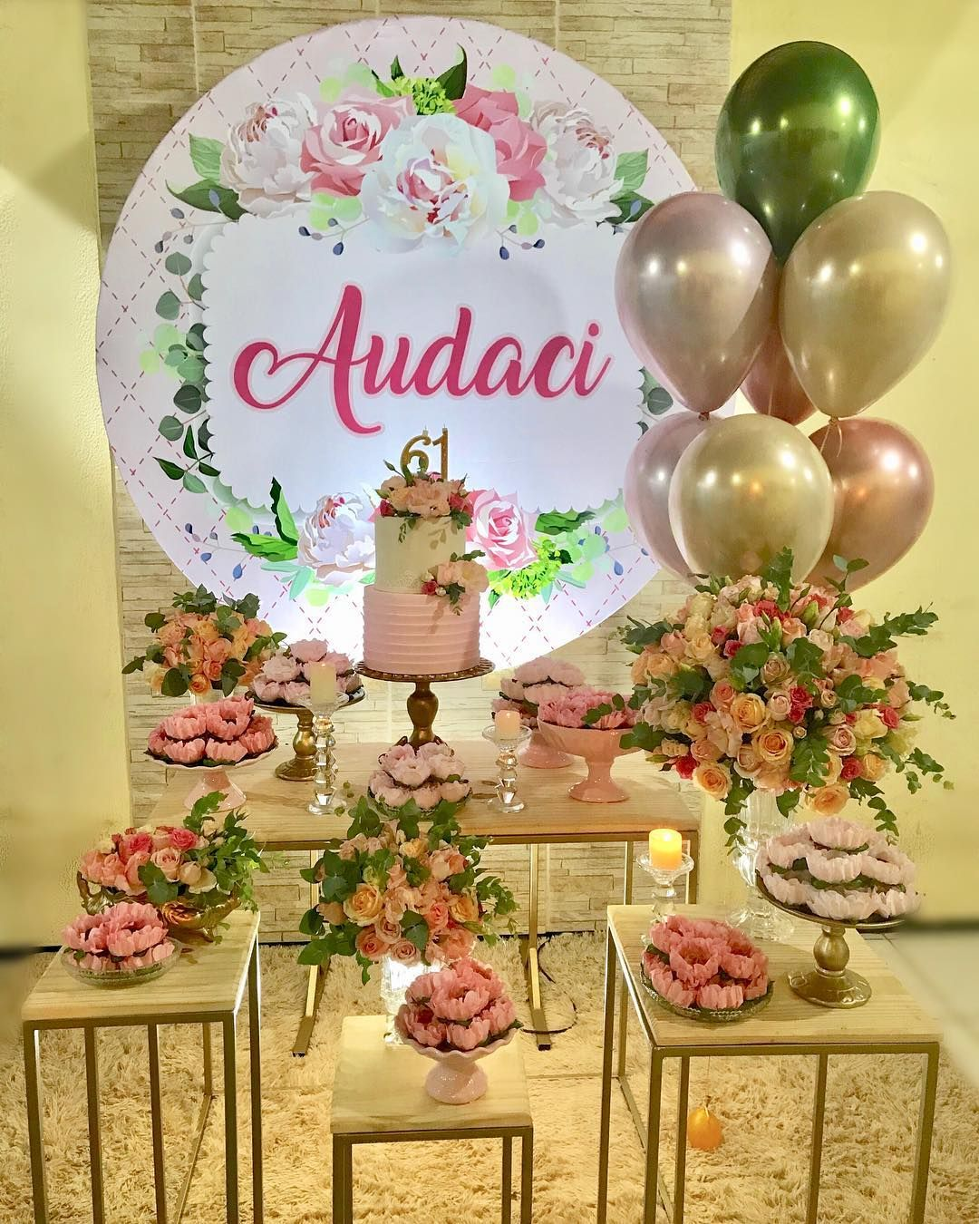 Tabita Cintra On Instagram Uma Linda Pocket Party Para Audaci