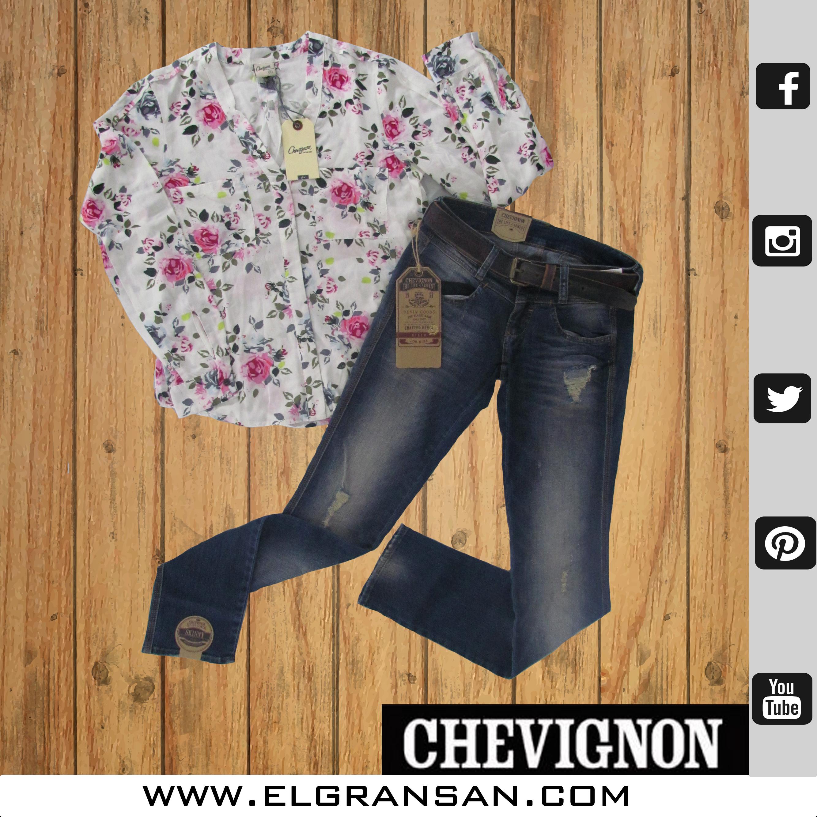 En El Gransan Encuentras Lo Mejor En Moda Asi Como Nuestra Marcadeldia Chevignon Americanino Color Siete Y Rose Pistol Ven Y Pantalones Mujer Ropa Moda