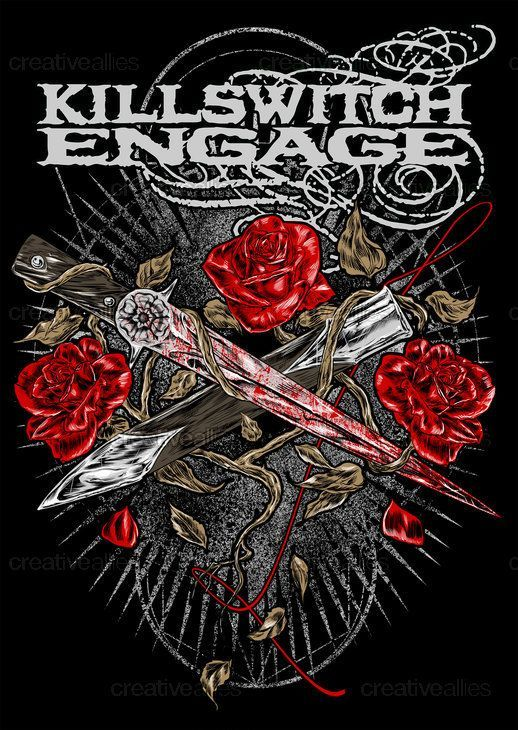 killswitch engage art - Bing Images | The Love of Music