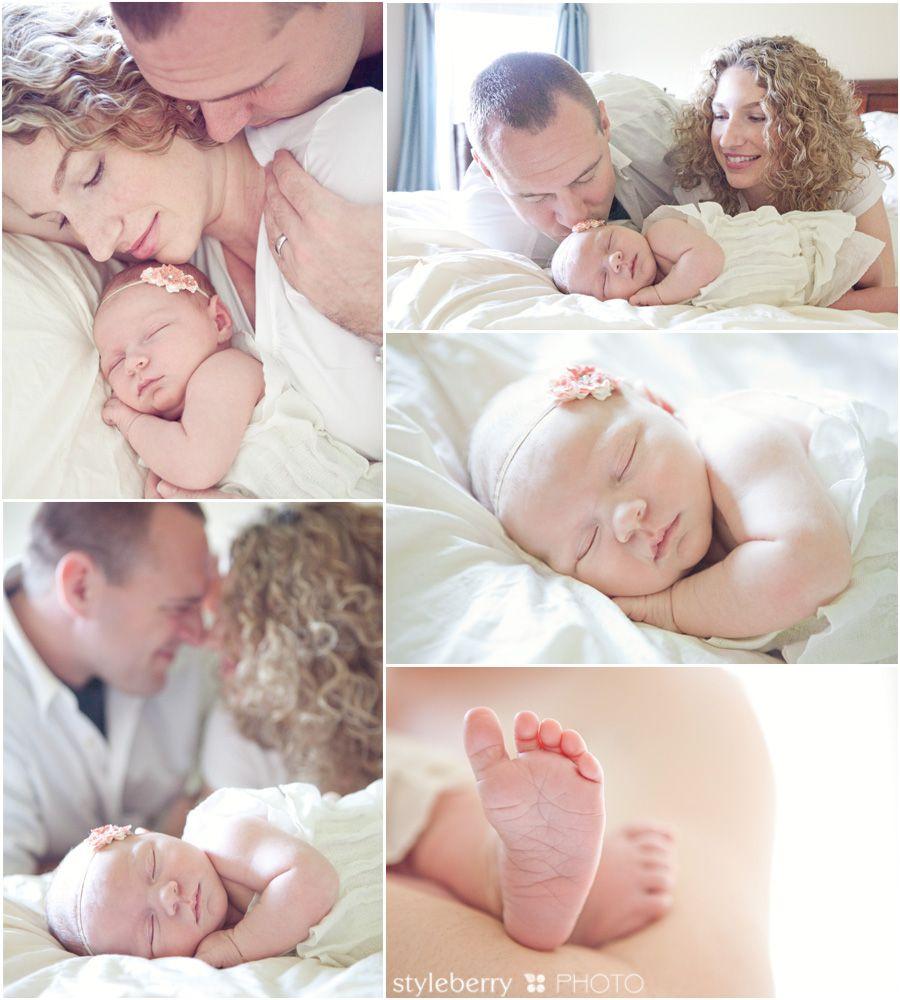 Lovely newborn photo ideas @Shannon Bellanca DAmico (styleberryblog ...