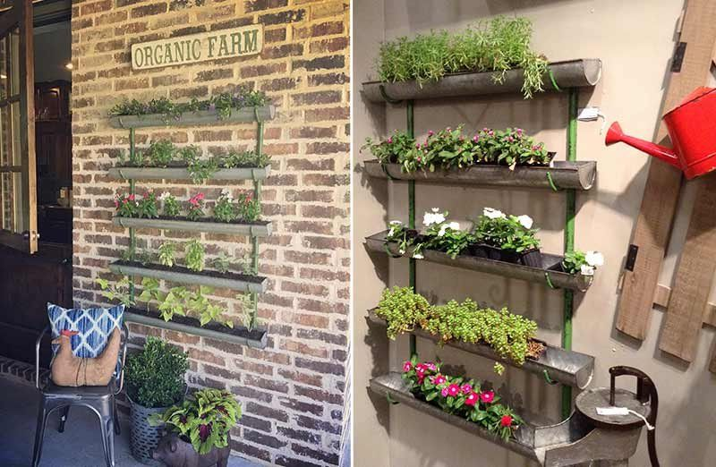 Wall Planters Outdoors