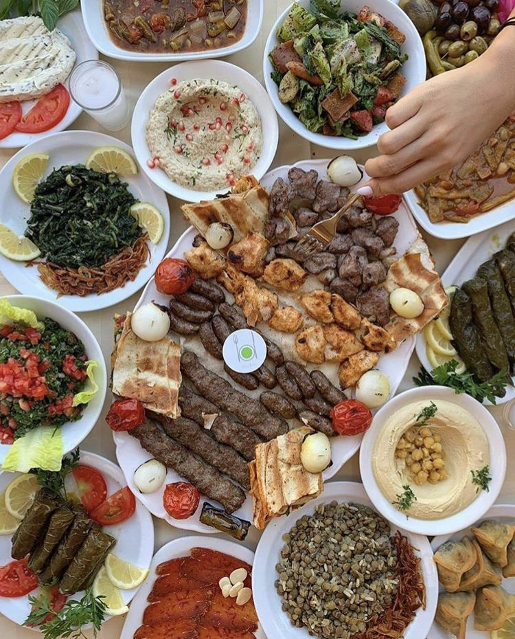 Syrian Mashawi Yummy Food Food Food Lover