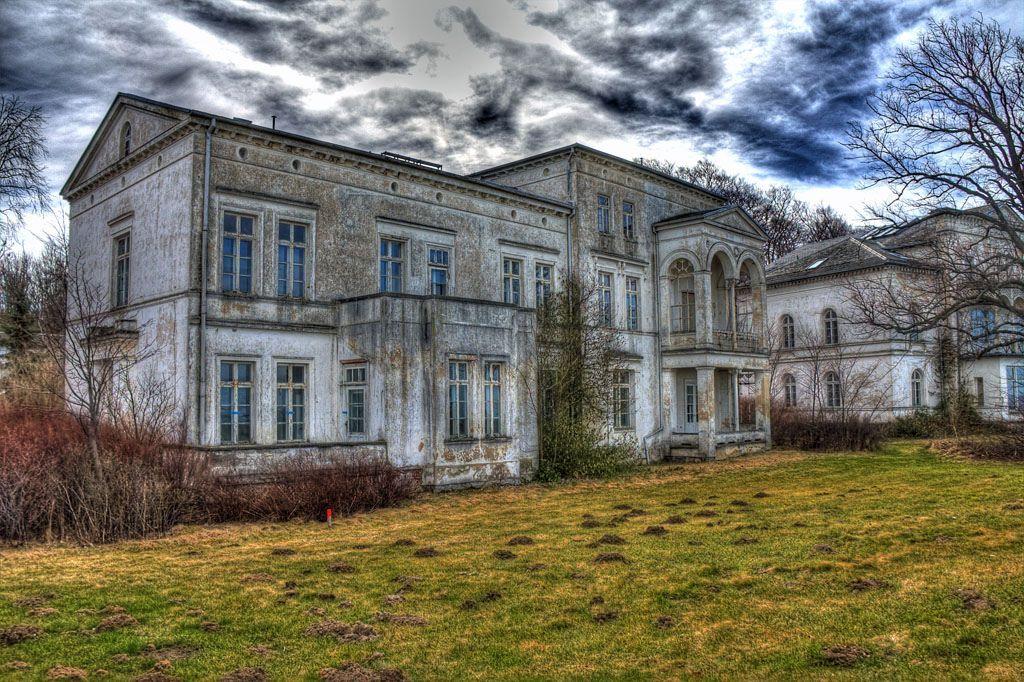 Heiligendamm Abandoned Mansion Mansions Abandoned
