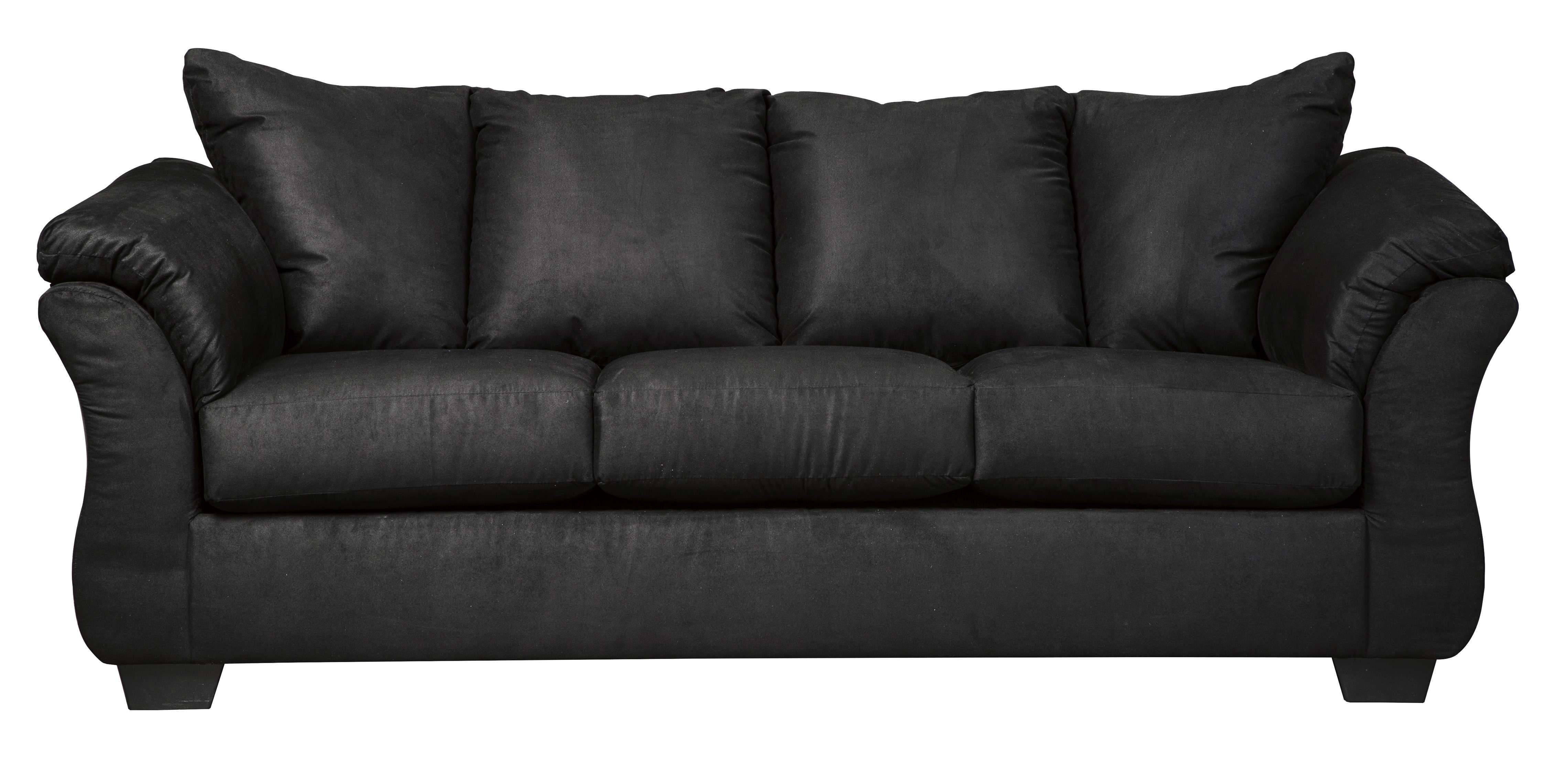 Signature Design By Ashley Darcy Black Sofa Reviews Goedekers