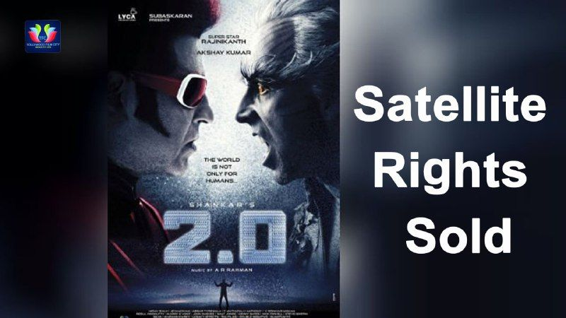 Robo 2 0 satellite rights sold for a fancy amount | Latest