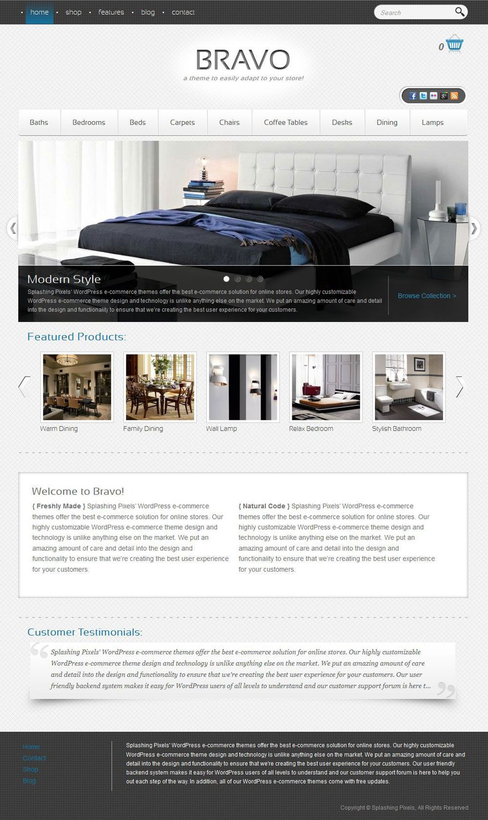 Ecommerce- Furniture