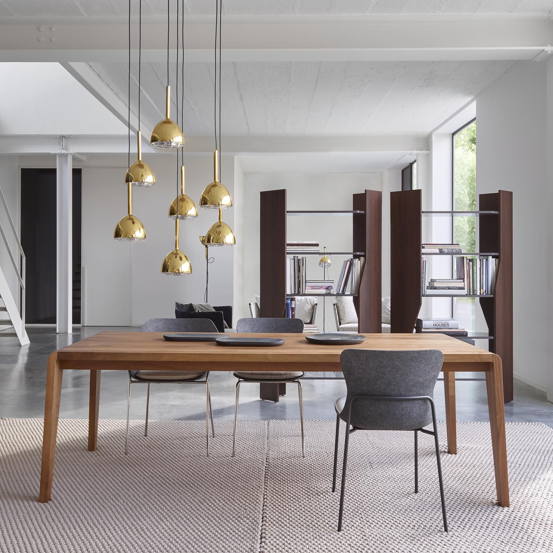 Island dining chair by ligne roset modern dining chairs los angeles - Ettoriano Chairs Designer Claudio Dondoli Marco Pocci Ligne Roset Ligne Rosettablewaredining
