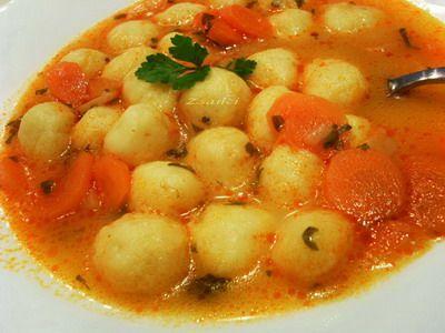 recept káposzta leves hogy lefogyjak