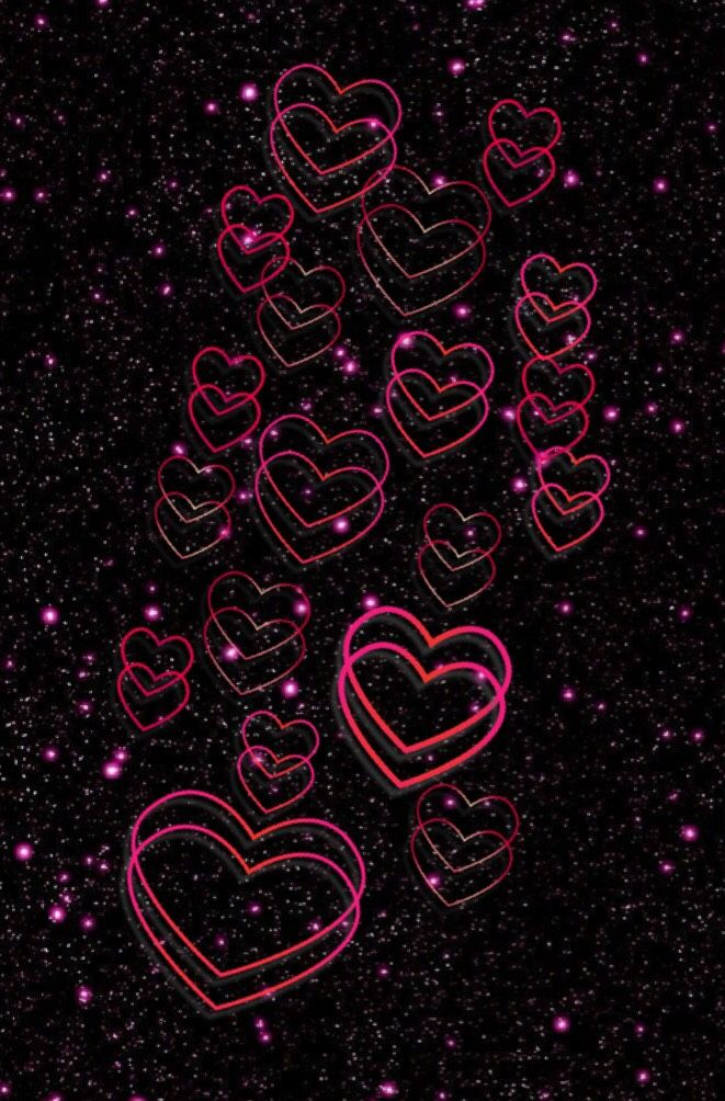 Get Cool Black Wallpaper Iphone Glitter Valentines Day for iPhone XS This Month