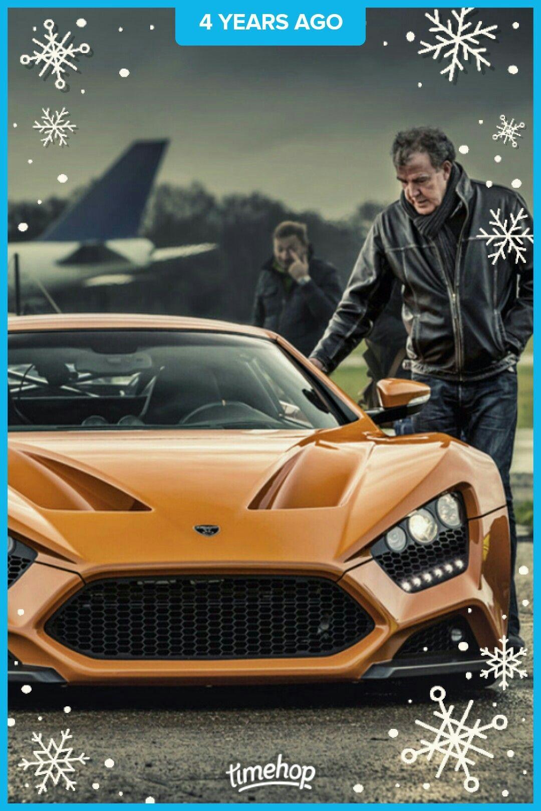 Zenvo ST1 Top Gear 2015 Front View | ZENVO ST1 | Pinterest | Top Gear And  Cars