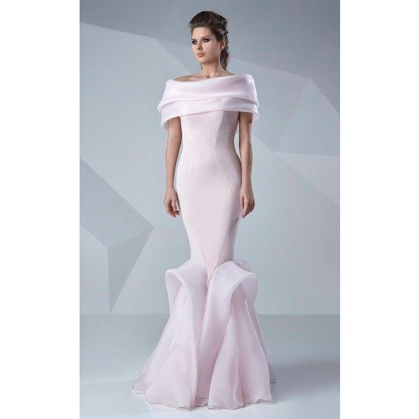 MNM Couture G0620 Wedding Guest Dress Long High Neckline Short ...