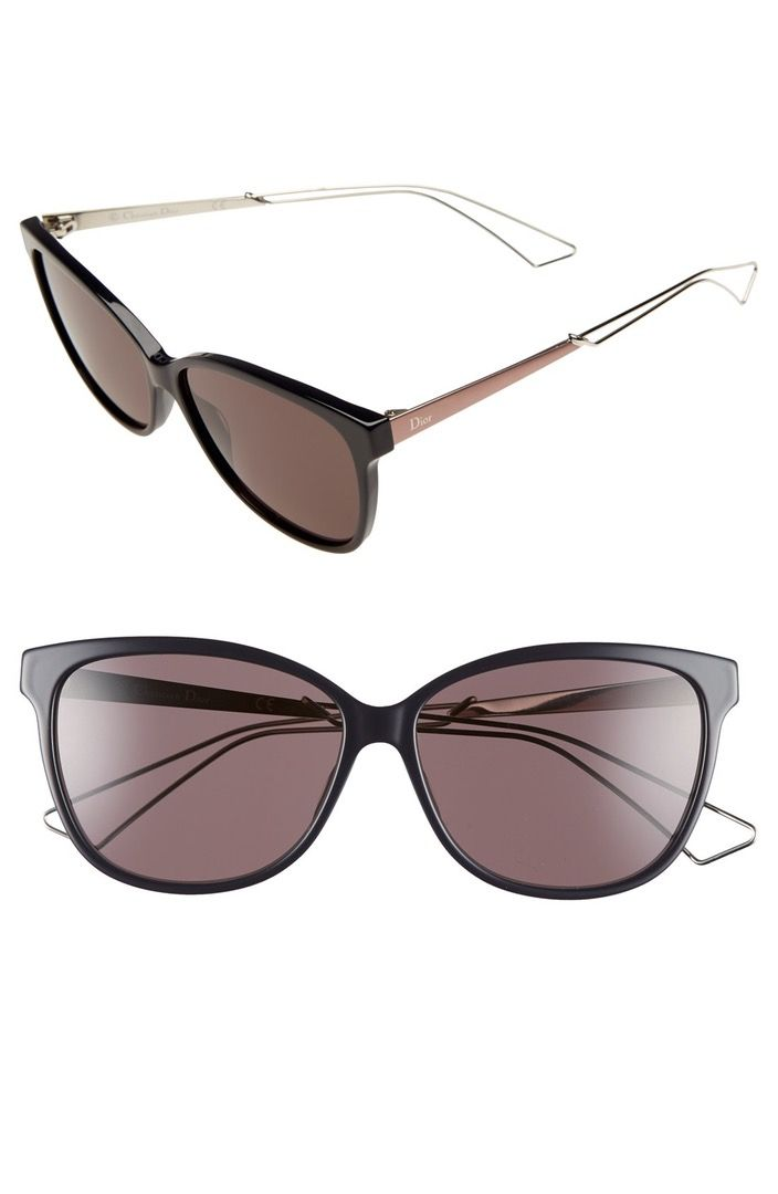 22fb800e69 Main Image - Dior  Confident 2  57mm Sunglasses