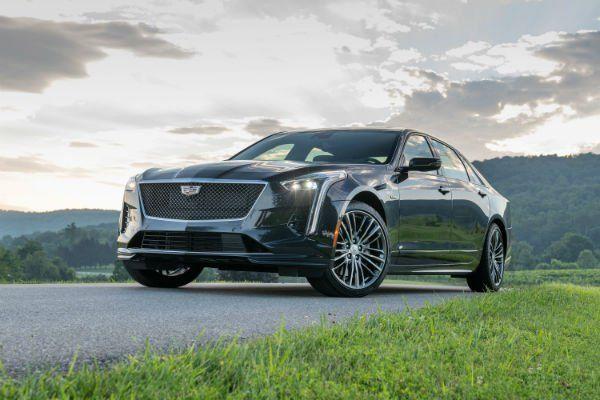 2020 Cadillac Ct6 V Series