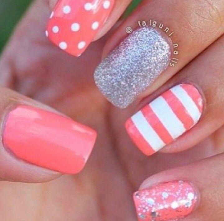 Adorable fashion nails