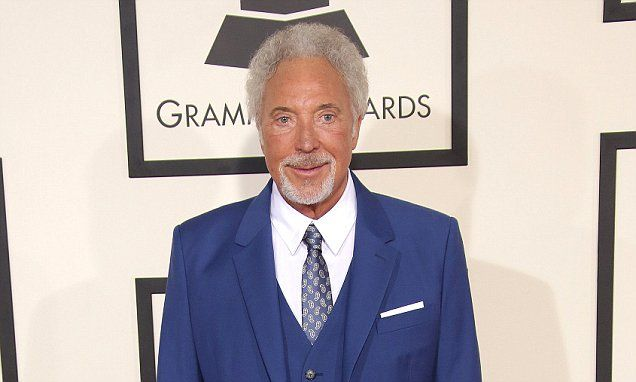SARAH VINE: I'd lose my spark wed to ghastly Tom Jones