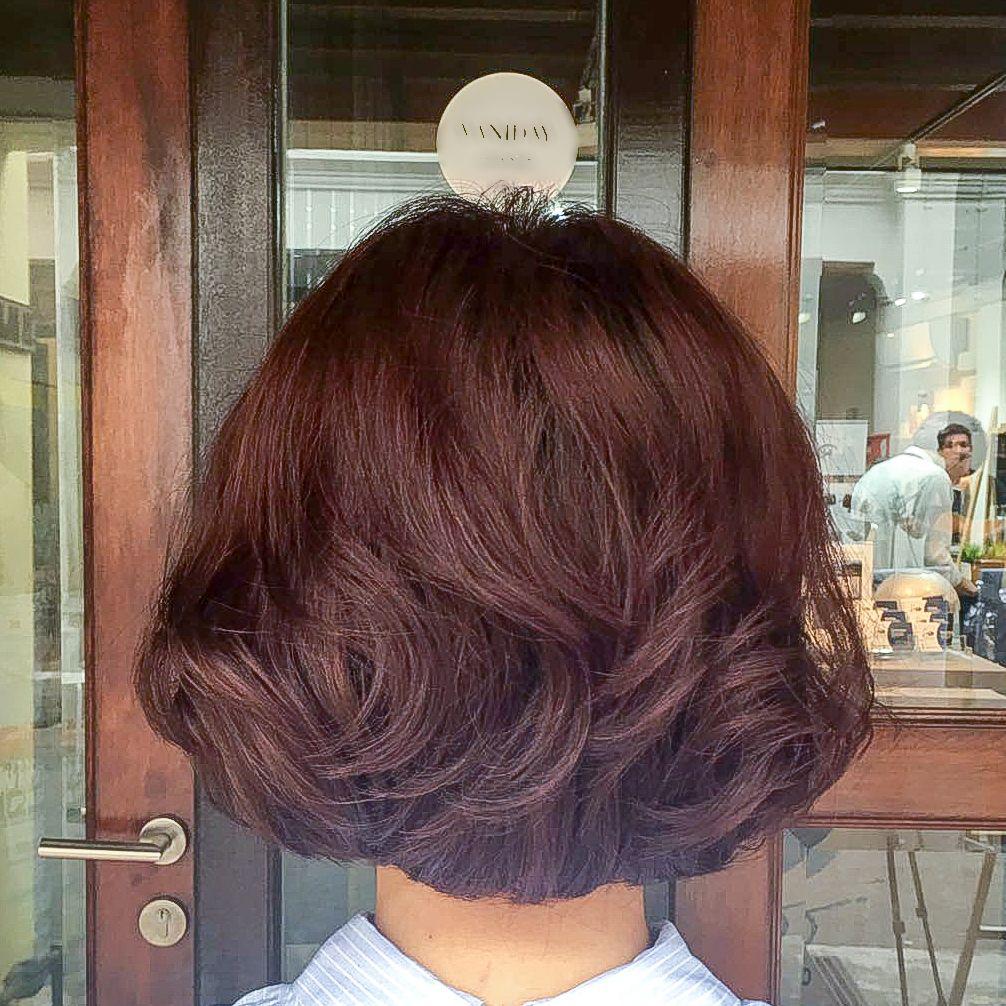 J Curl Volume Perm by Picasso Hair Studio @ Bugis North ...